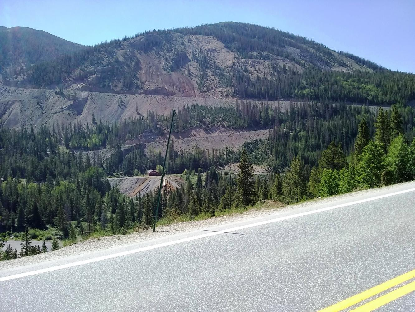 Monarch Pass East Bike Climb - PJAMM Cycling