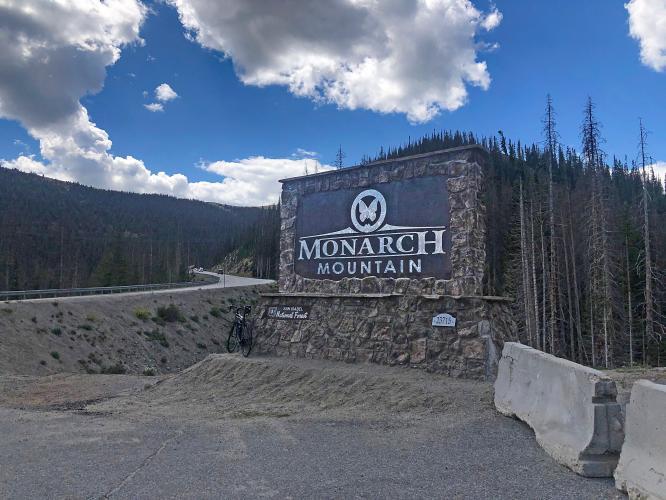 Monarch Pass East Bike Climb - PJAMM Cycling