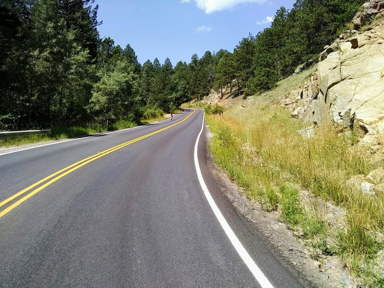 Sugarloaf Rd  Bike Climb - PJAMM Cycling