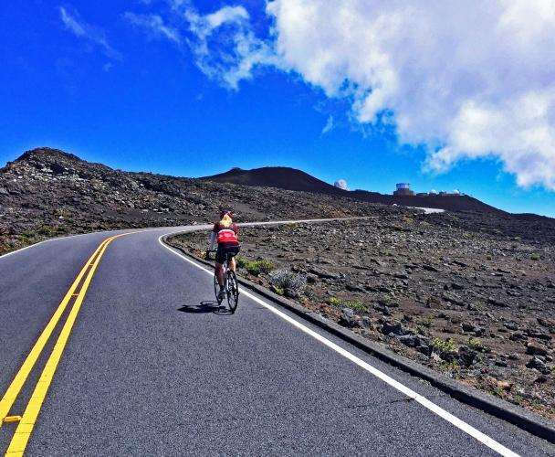 Haleakala Bike Climb - PJAMM Cycling
