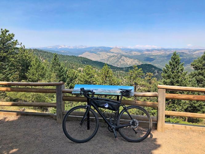 Flagstaff Rd Bike Climb - PJAMM Cycling