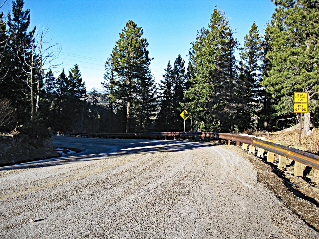 Rist Canyon East Bike Climb - PJAMM Cycling
