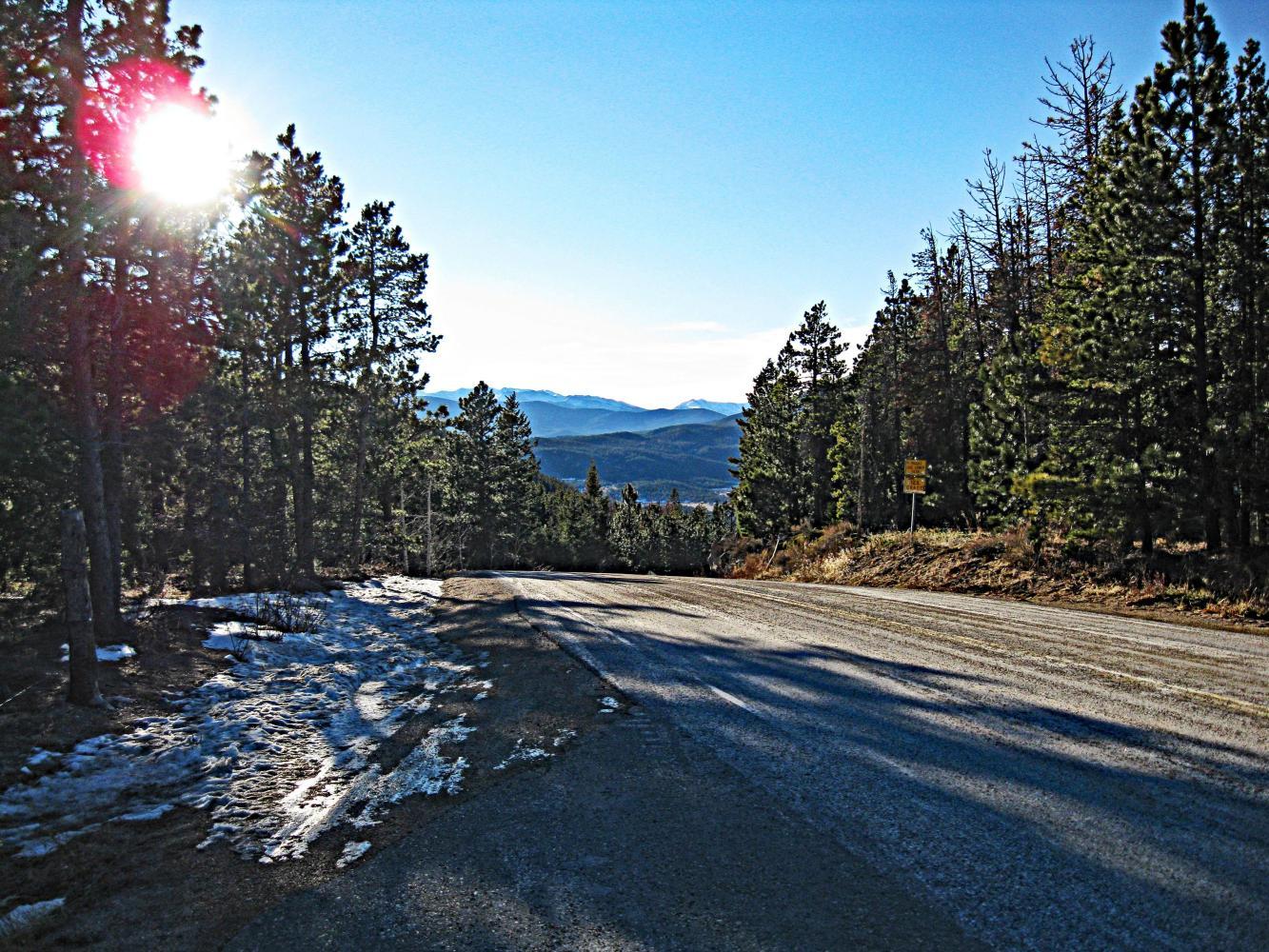 Rist Canyon West Bike Climb - PJAMM Cycling