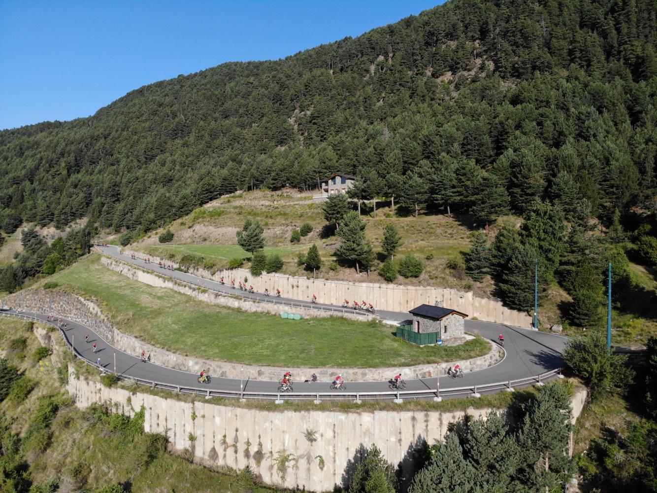 Collada de Breixalis - Encamp Bike Climb - PJAMM Cycling