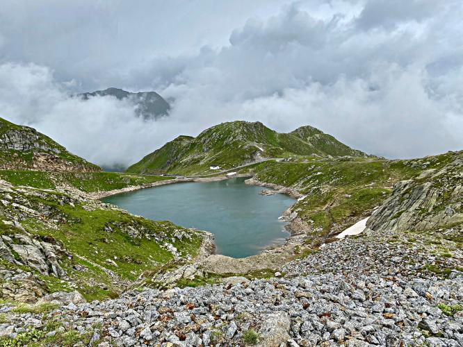Lago del Naret Bike Climb - PJAMM Cycling