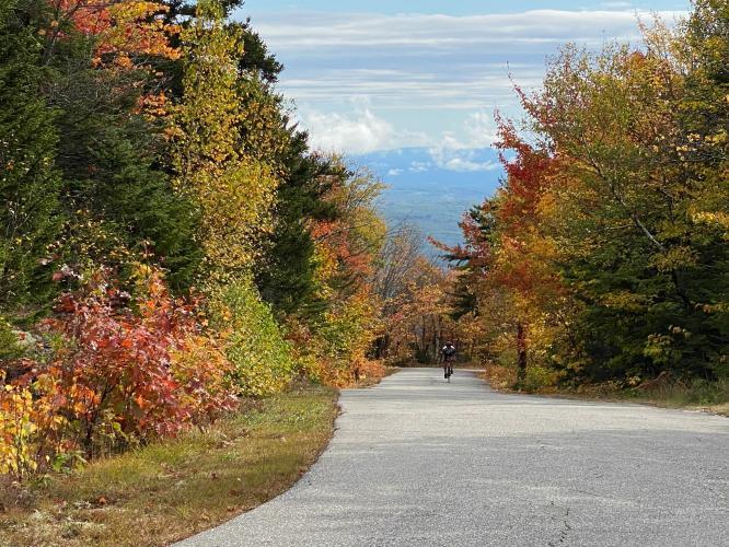 Kearsarge Mt. Road Bike Climb - PJAMM Cycling