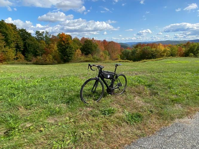 Whitcomb Hill Rd Bike Climb - PJAMM Cycling