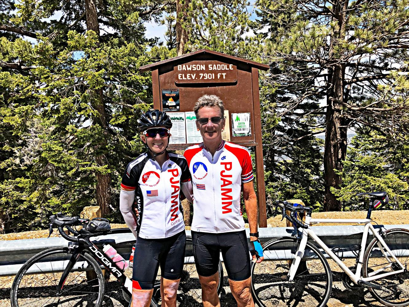 Hwy 39-Dawson Saddle Bike Climb - PJAMM Cycling