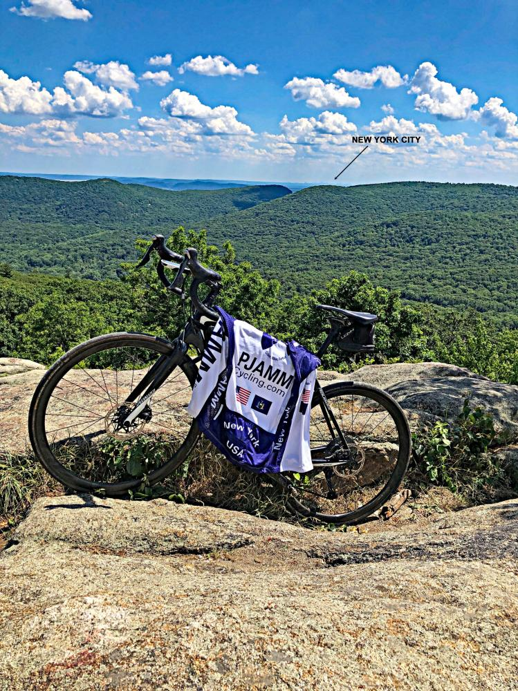 Bear Mountain Bike Climb - PJAMM Cycling