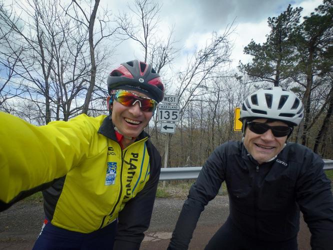 Hwy 135 Bike Climb - PJAMM Cycling