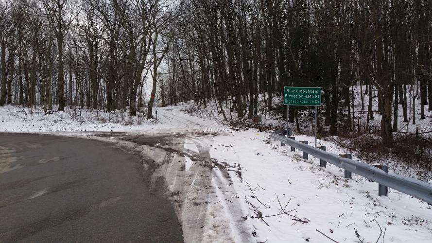 Black Mountain Bike Climb - PJAMM Cycling
