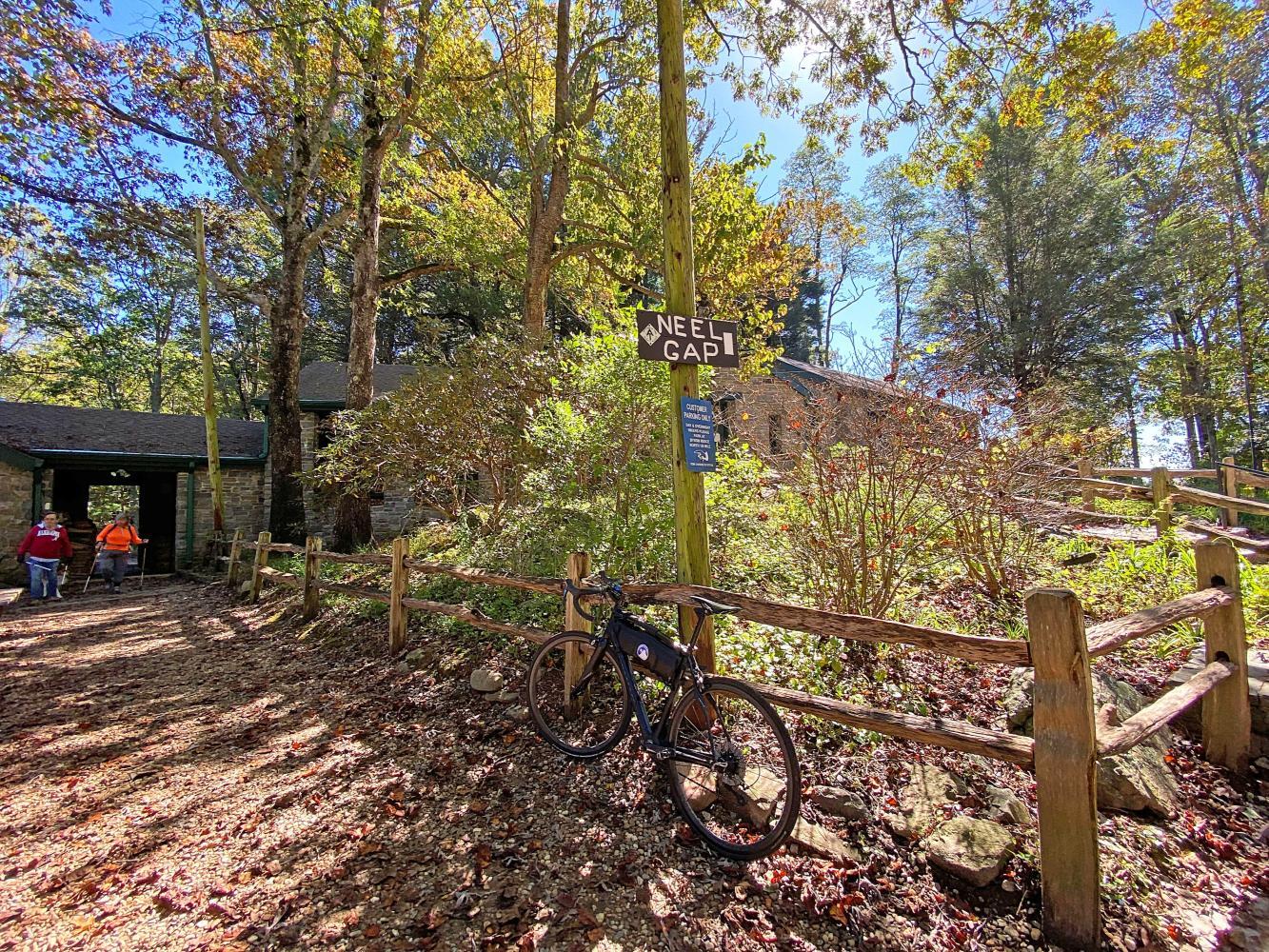 Neels Gap South Bike Climb - PJAMM Cycling