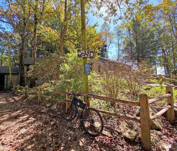 Neel Gap South Bike Climb - PJAMM Cycling