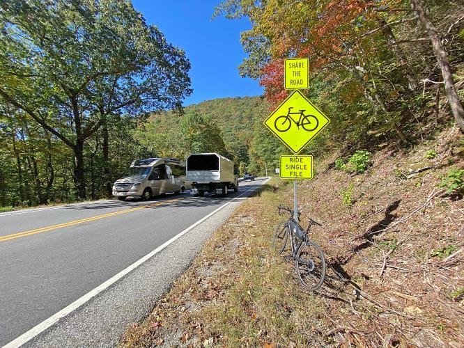 Neel Gap North Bike Climb - PJAMM Cycling
