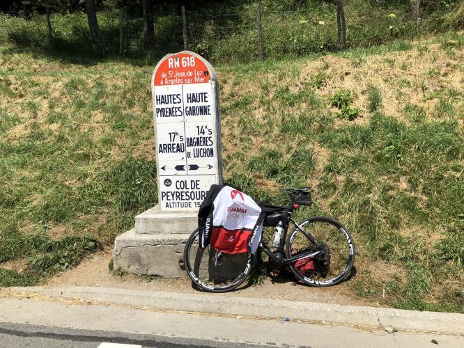 Col de Peyresourde (Avajan) Bike Climb - PJAMM Cycling