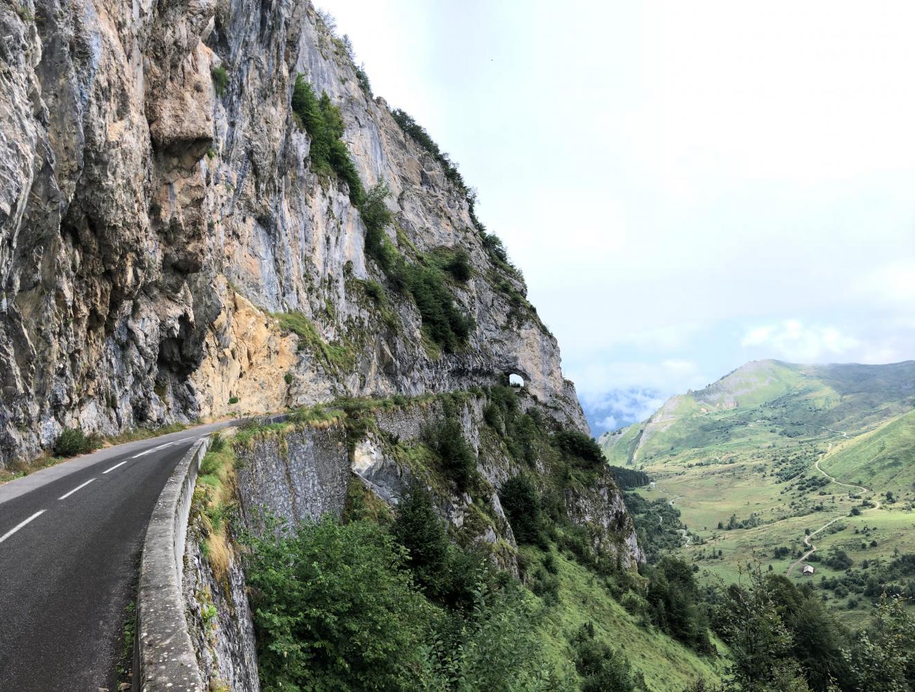 Col d'Aubisque - Argelès-Gazost Bike Climb - PJAMM Cycling