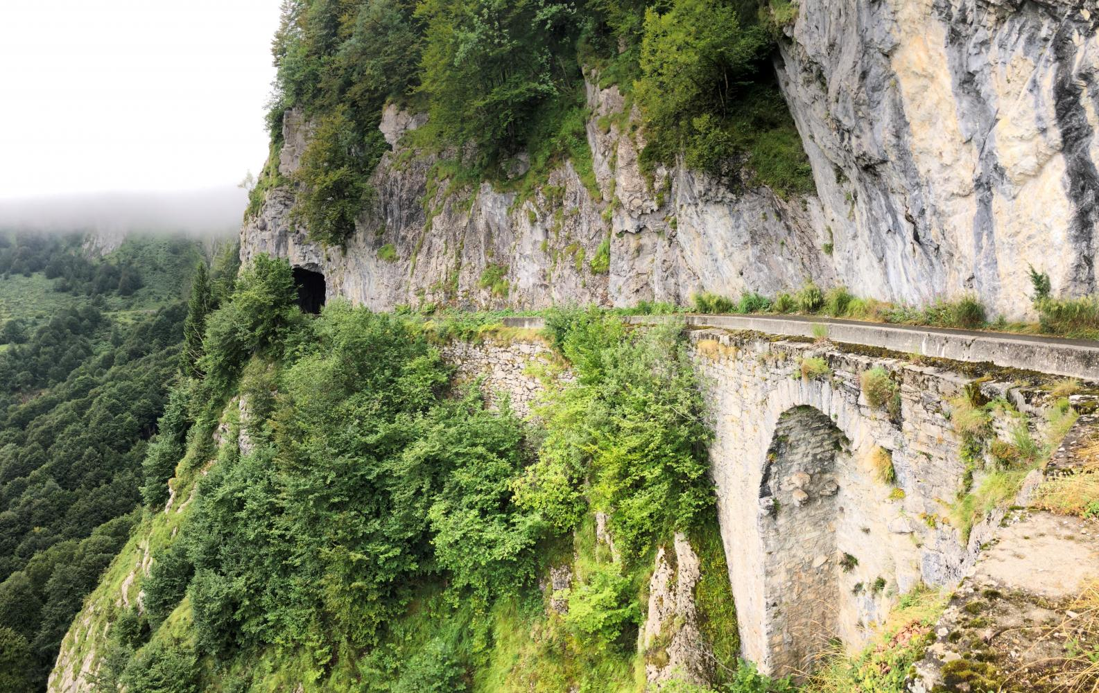 Col d'Aubisque - Ferrières Bike Climb - PJAMM Cycling