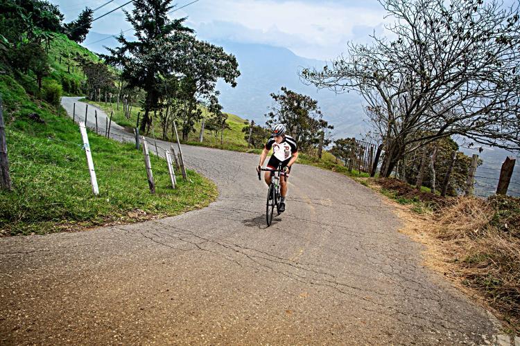 El Limonar Bike Climb - PJAMM Cycling
