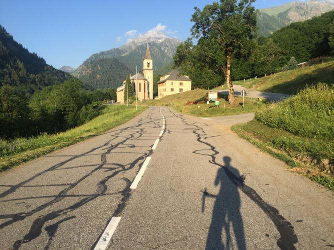 Col du Glandon- East Bike Climb - PJAMM Cycling