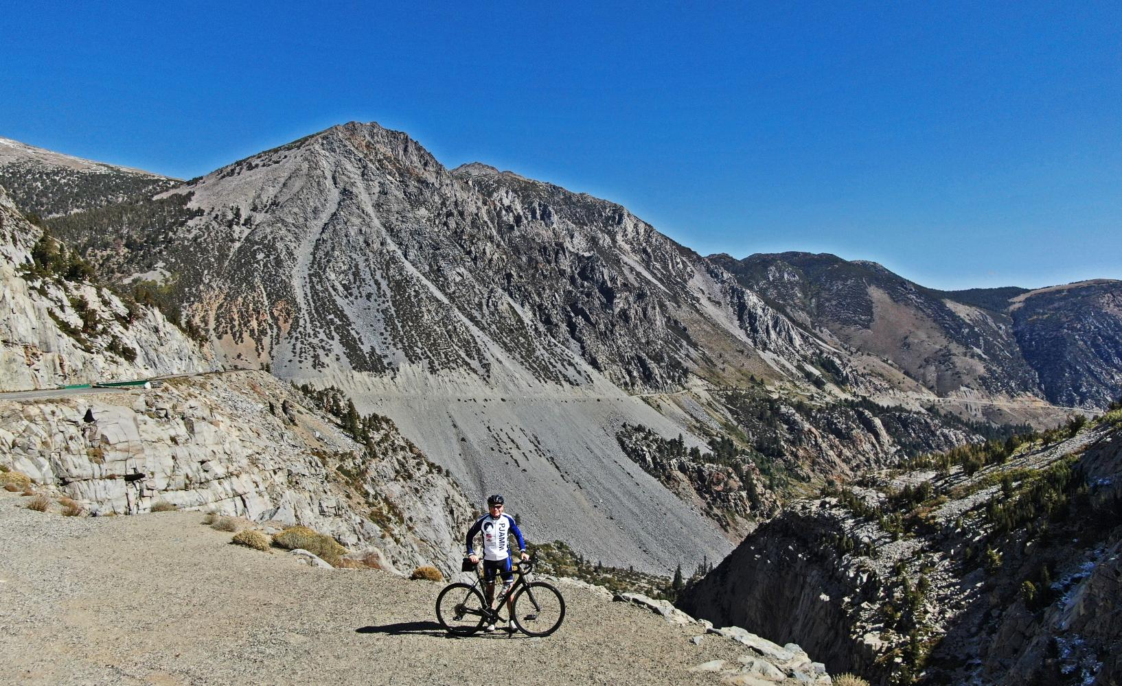 Tioga Pass Bike Climb - PJAMM Cycling