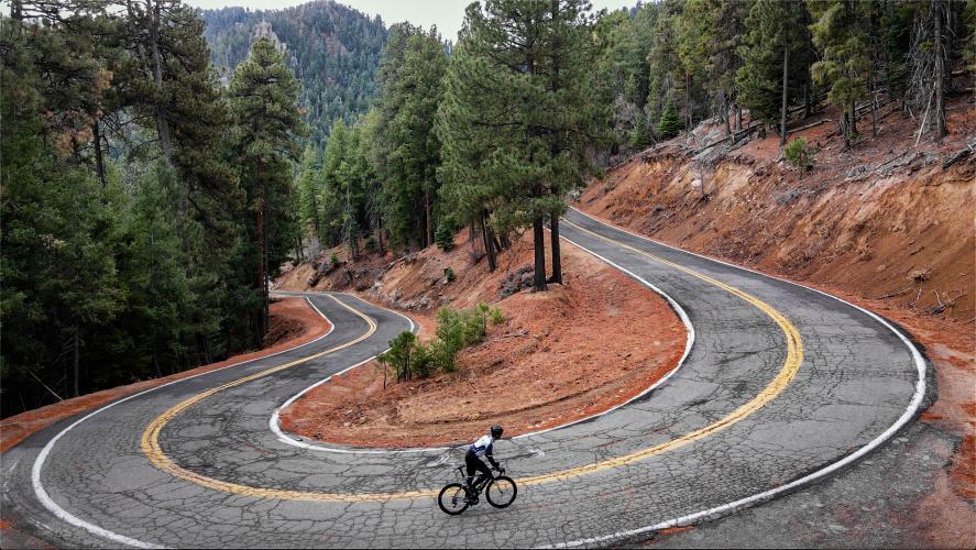 Mt Graham Bike Climb - PJAMM Cycling