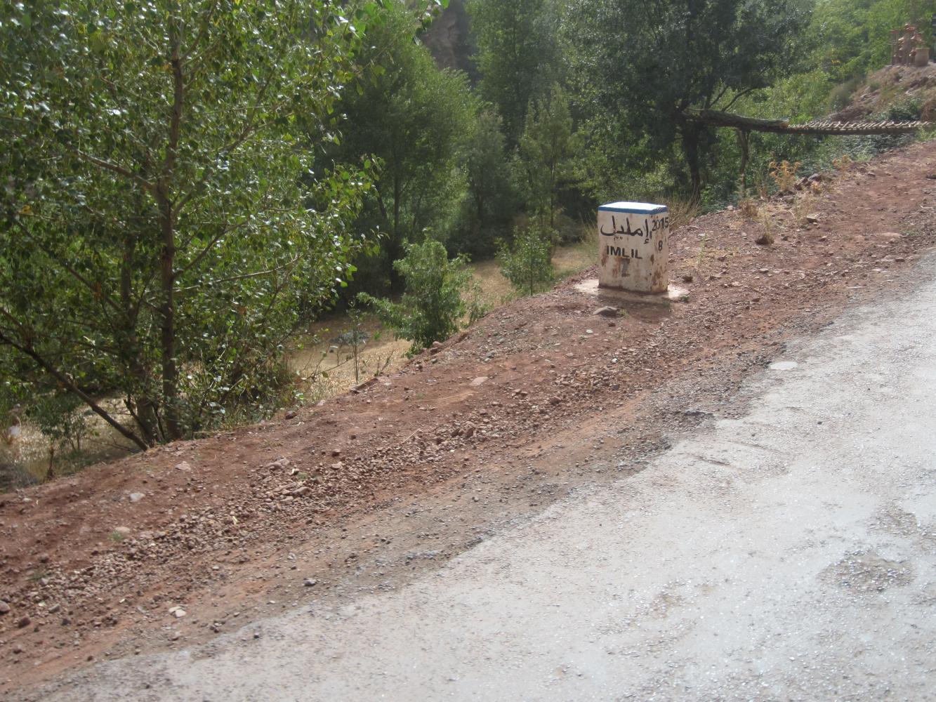 Imlil Bike Climb - PJAMM Cycling
