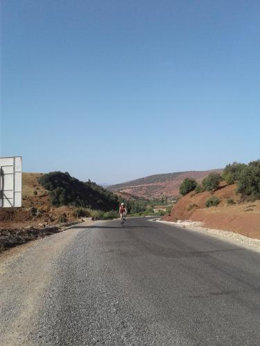 Tizi 'n Ifar Bike Climb - PJAMM Cycling