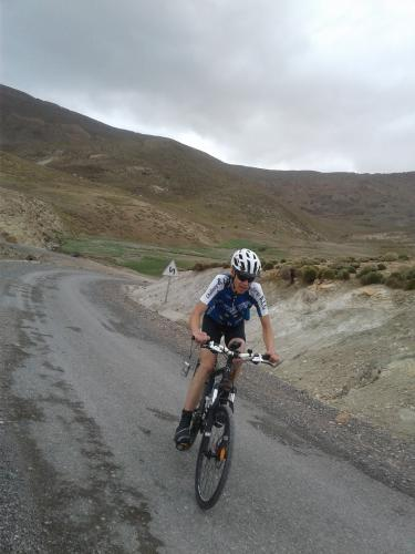 Tizi 'n Ouazane Bike Climb - PJAMM Cycling