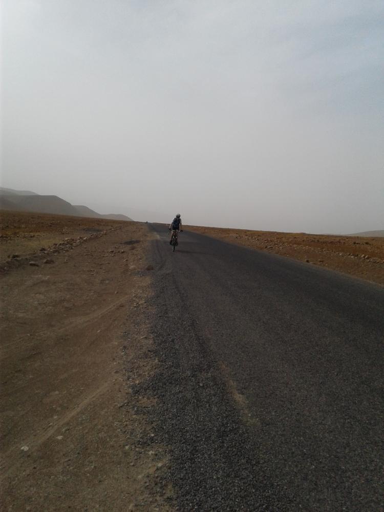 Tizi 'n Taghatine Bike Climb - PJAMM Cycling