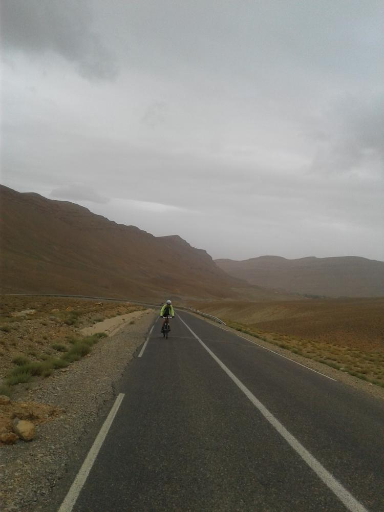 Tizi 'n Tirherhouzine Bike Climb - PJAMM Cycling