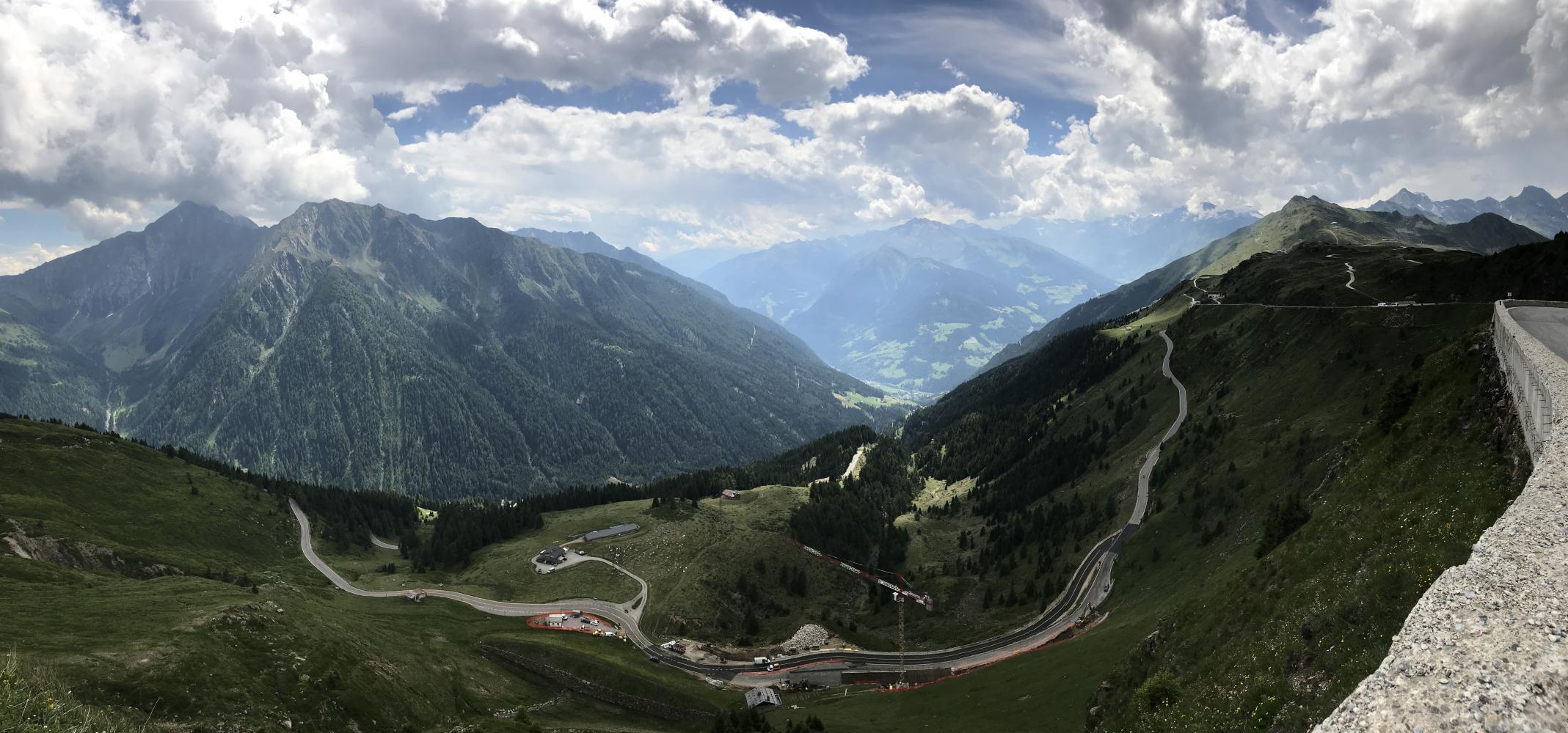 Passo di Monte Giovo (Jaufenpass)  Bike Climb - PJAMM Cycling