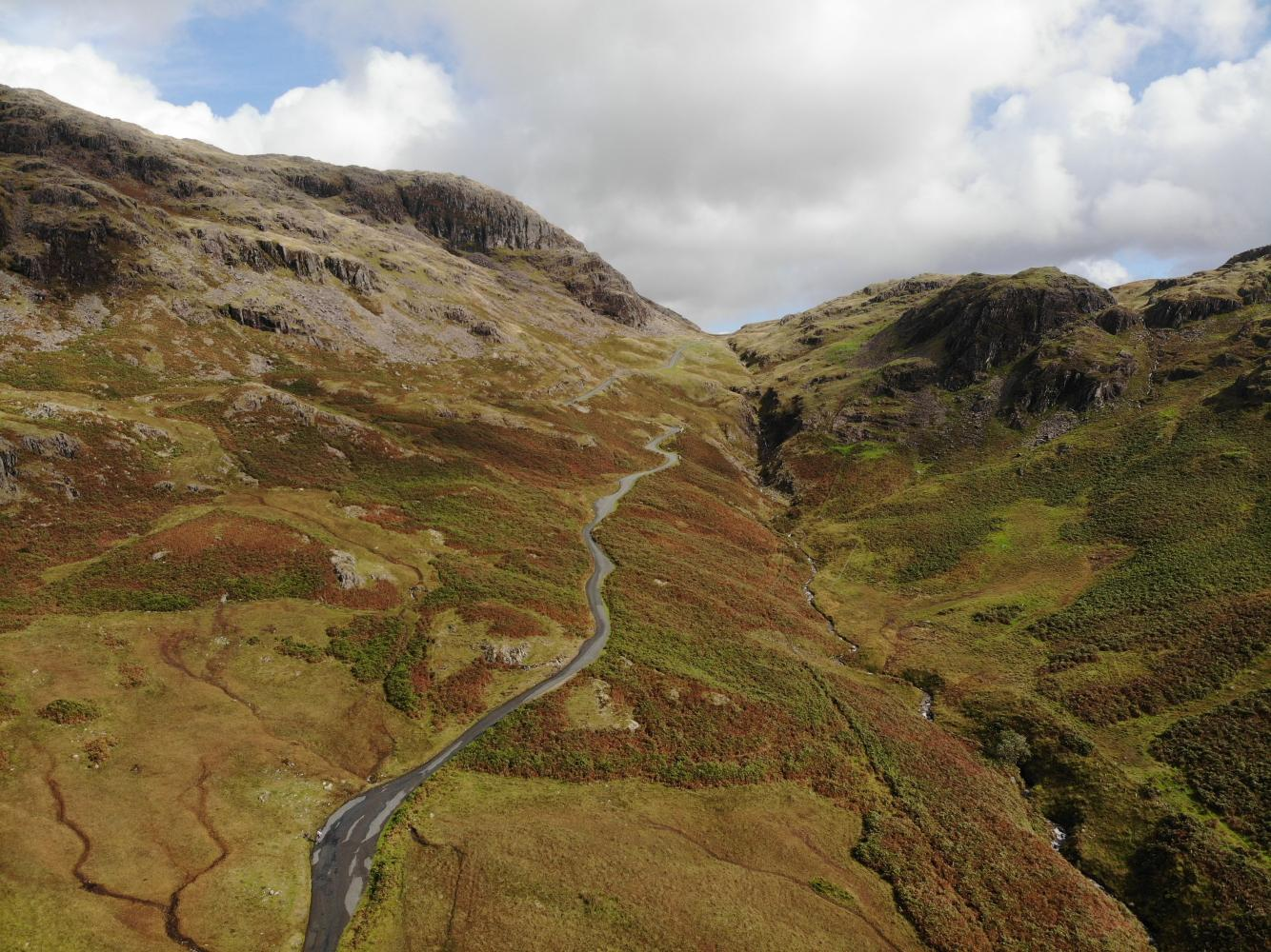 Hardknott Pass West (SW #84) Bike Climb - PJAMM Cycling
