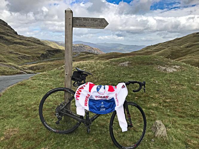 Wrynose Pass East (SW #85) Bike Climb - PJAMM Cycling