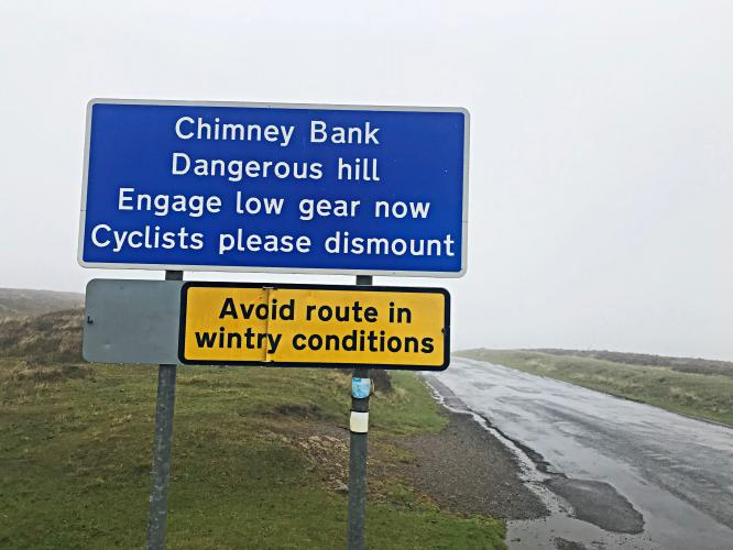 Rosedale Chimney (SW #55) Bike Climb - PJAMM Cycling