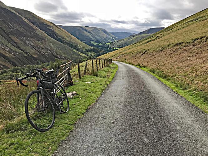 Bwlch y Groes (SW #91) Bike Climb - PJAMM Cycling