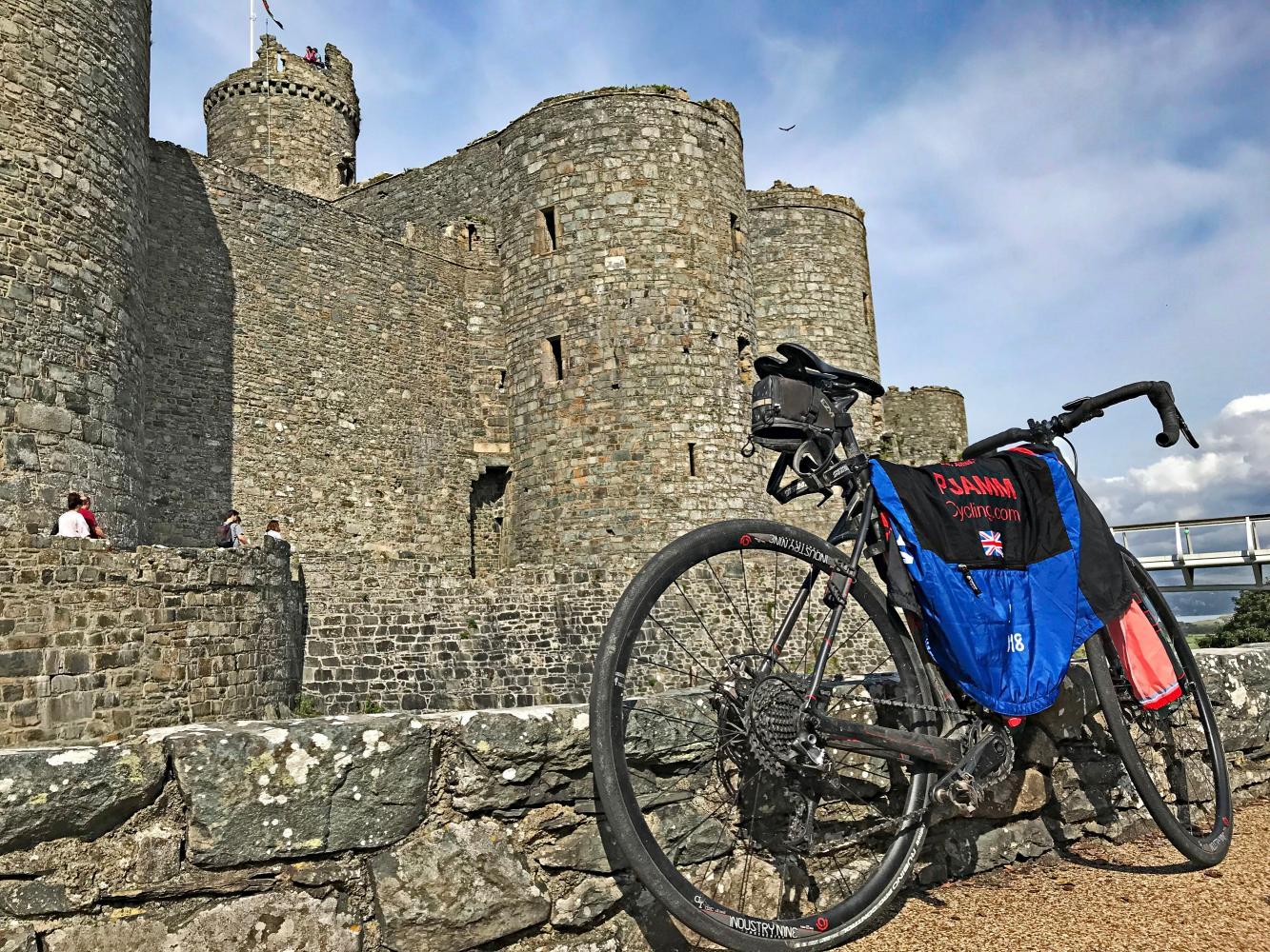 Ffordd Pen Llech (SW #92) Bike Climb - PJAMM Cycling