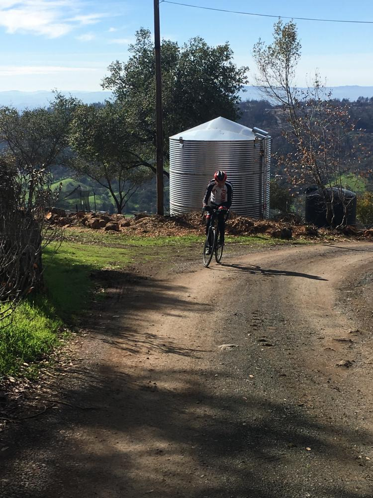 Rolling Hills Bike Climb - PJAMM Cycling