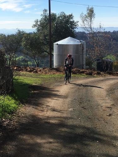 Rolling Hills Bike Climb - PJAMM Cycling