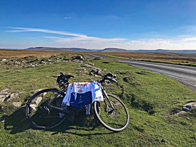 Llangynidir Mountain (SW #94) Bike Climb - PJAMM Cycling