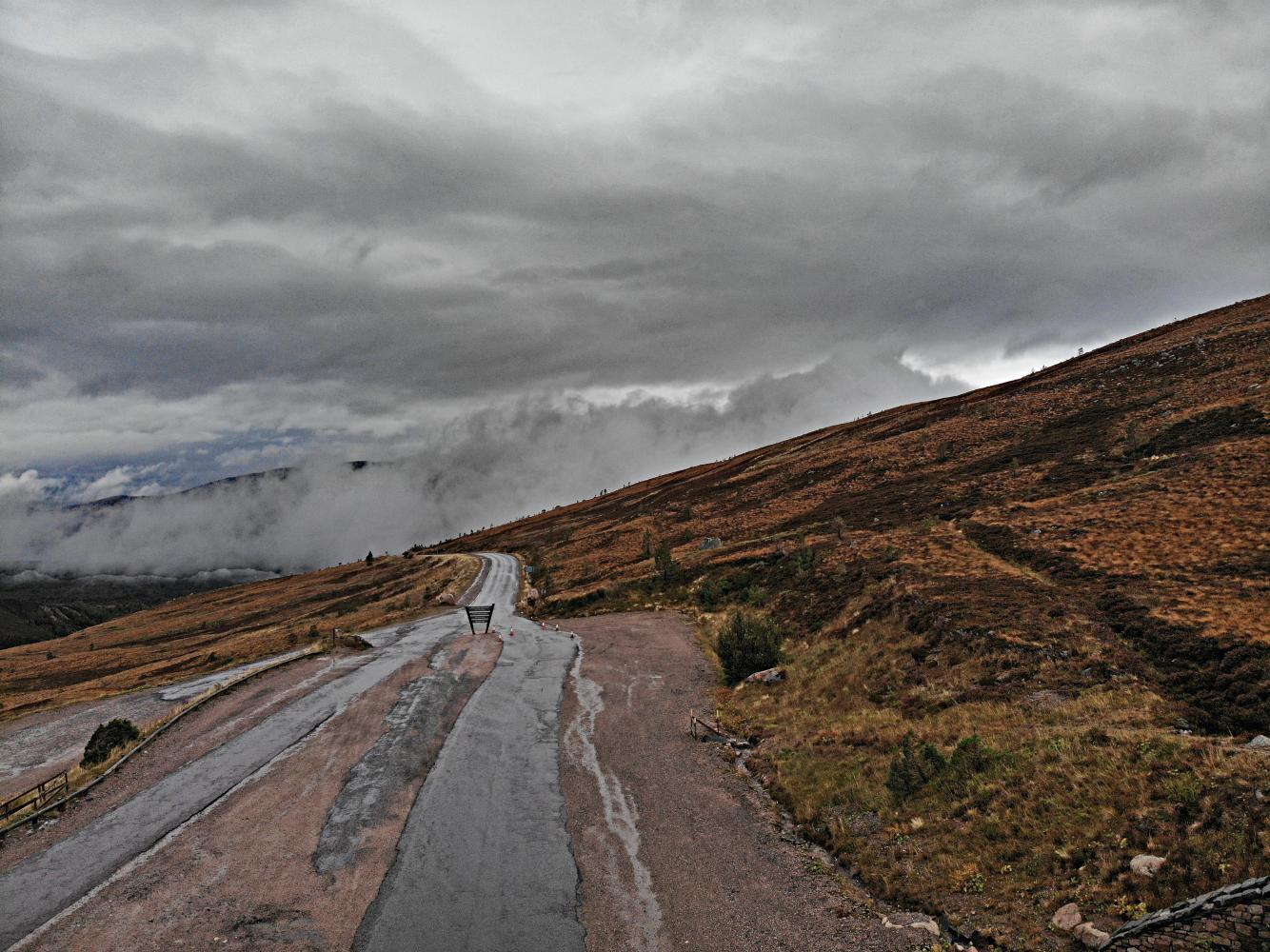Cairn Gorm (SW #67) Bike Climb - PJAMM Cycling