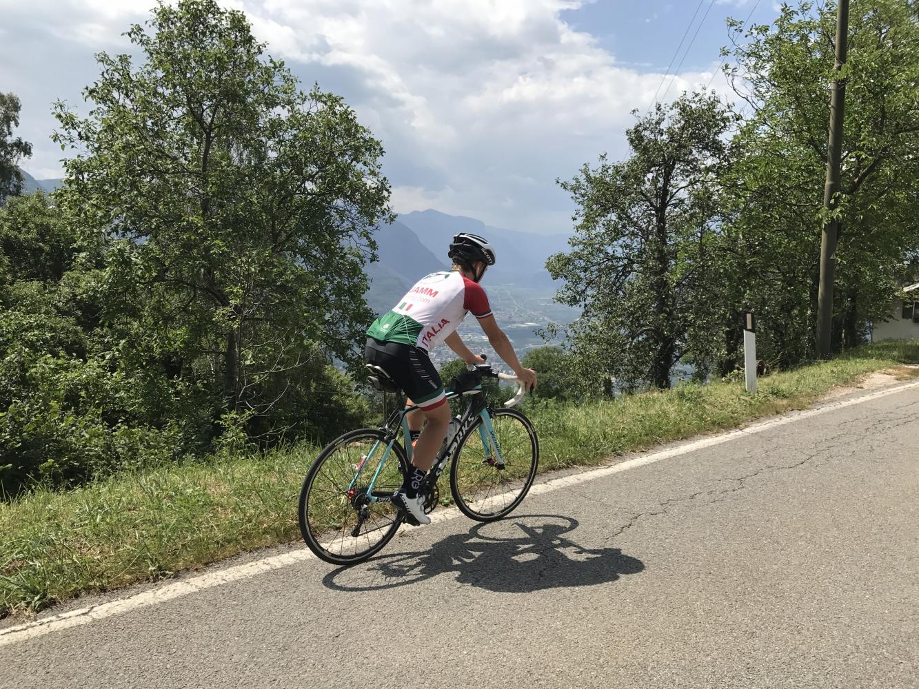 Colle bivio Seit - San Giacomo Bike Climb - PJAMM Cycling