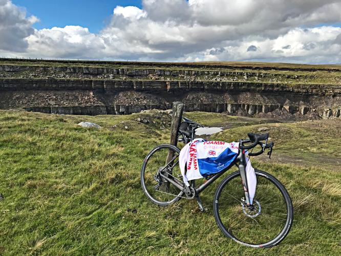 Chapel Fell (SW #62) Bike Climb - PJAMM Cycling