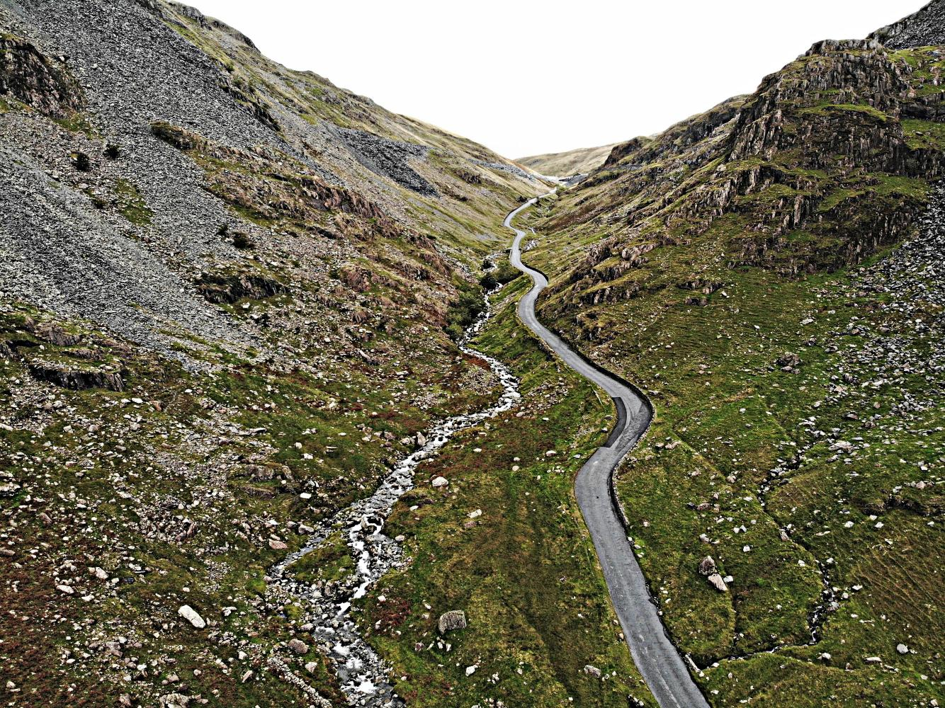 Honister Pass - Gatesgarth (SW #80) Bike Climb - PJAMM Cycling