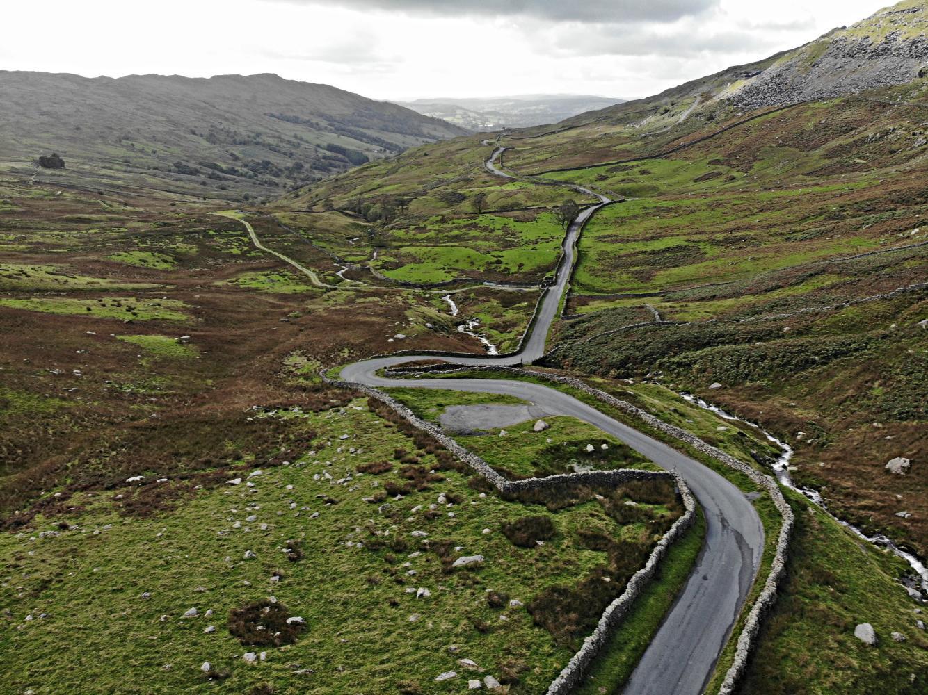Kirkstone Pass (The Struggle; SW #181) Bike Climb - PJAMM Cycling