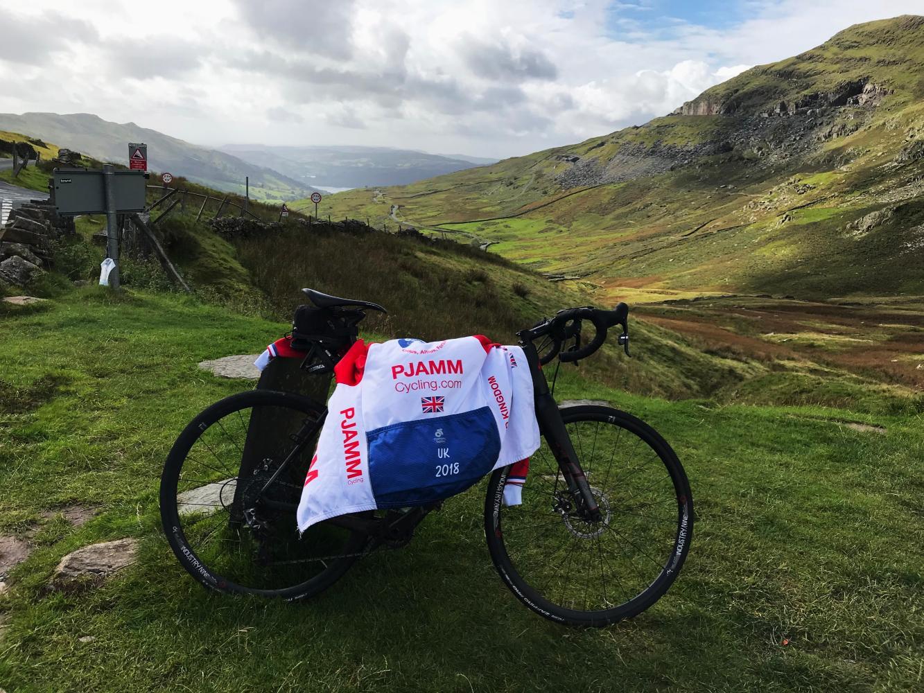 Kirkstone Pass - Troutbeck Bike Climb - PJAMM Cycling