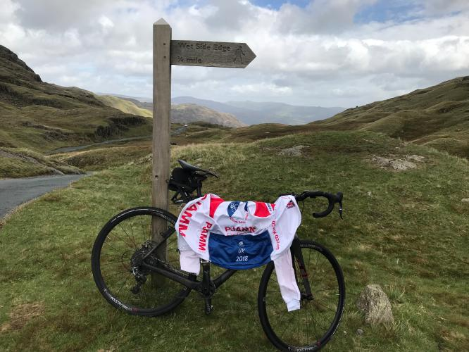 Wrynose Pass - Cockley Beck Bike Climb - PJAMM Cycling