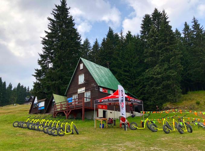 Martinske Hole Bike Climb - PJAMM Cycling