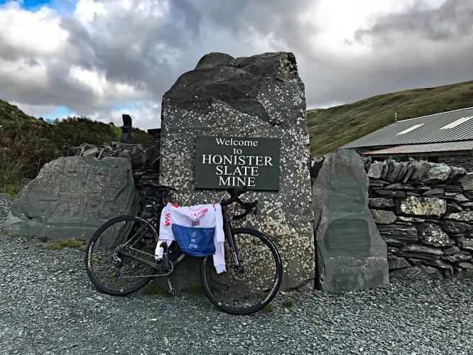 Honister Pass - Seatoller Bike Climb - PJAMM Cycling