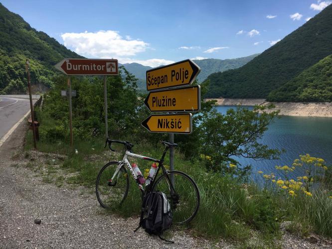 Durmitor Sedlor Bike Climb - PJAMM Cycling
