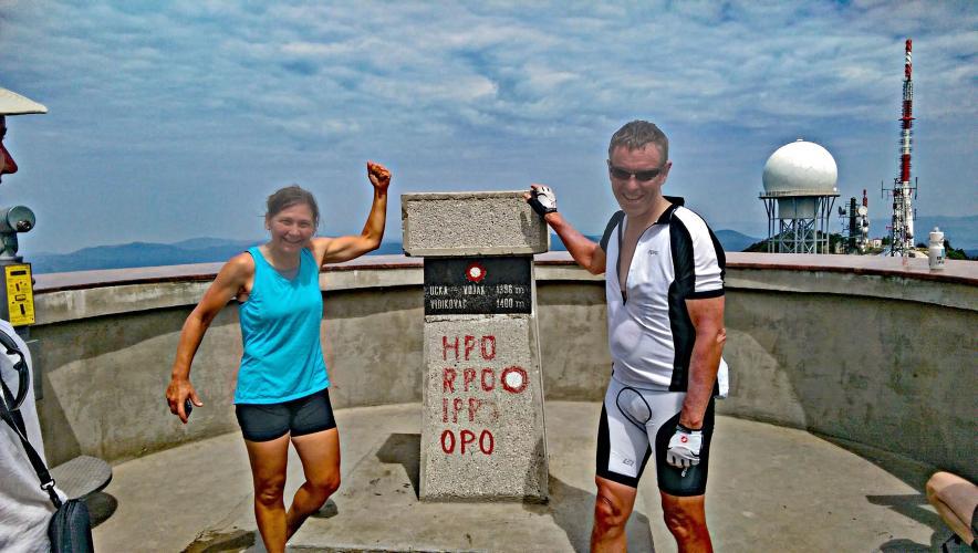 Vojak East Bike Climb - PJAMM Cycling